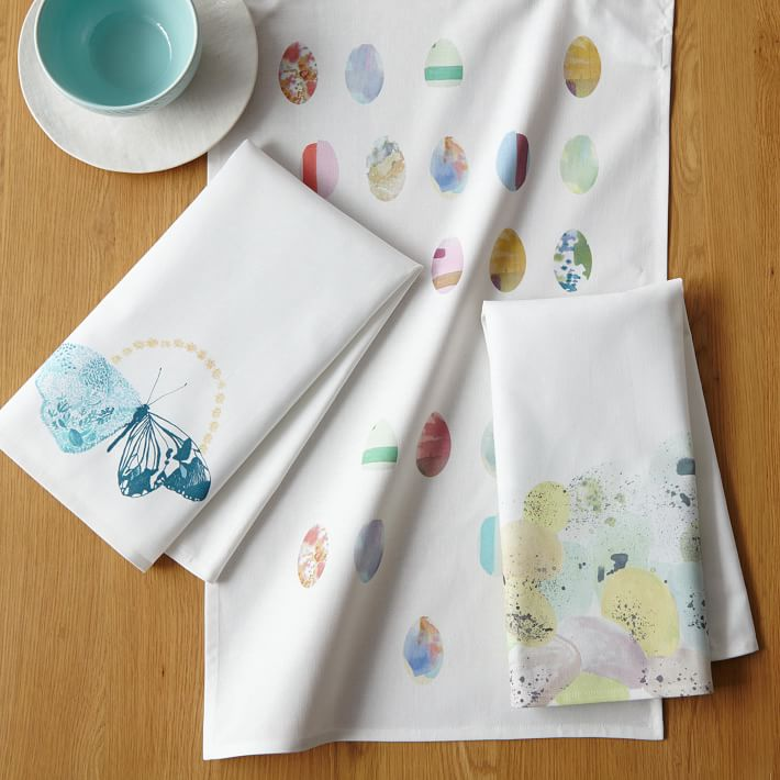 Easter-tea-towels-from-West-Elm