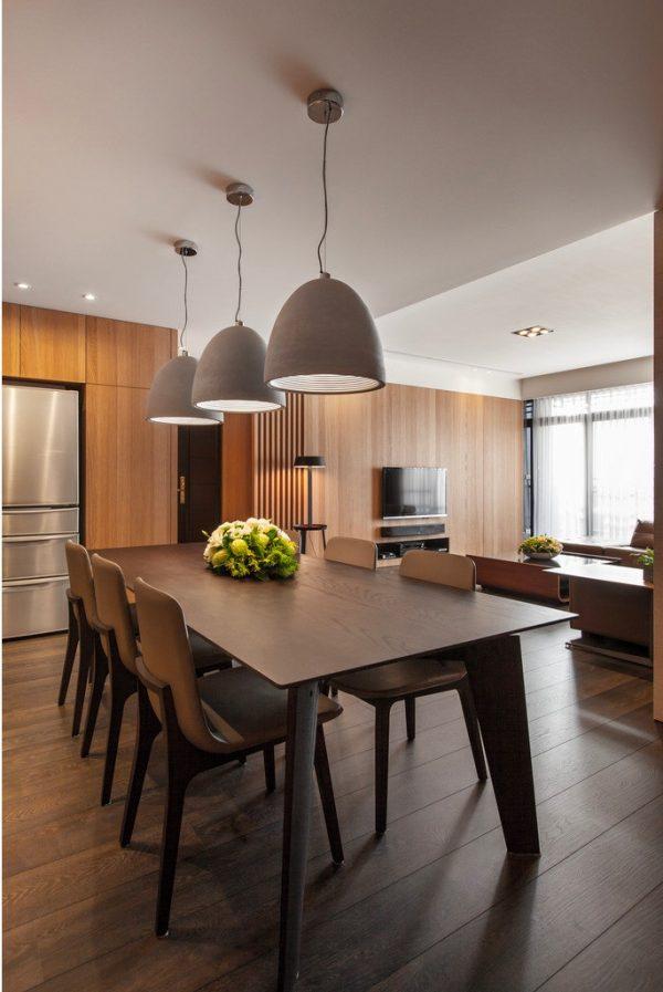 set-of-three-grey-domes-dining-light-fixtures-600x897