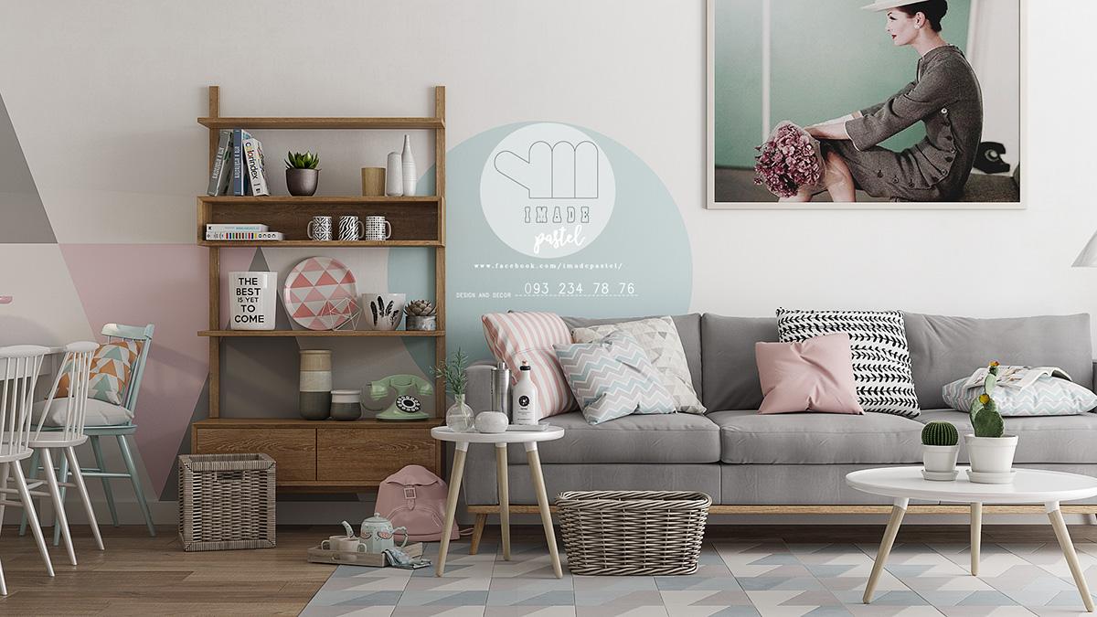 vintage-lady-wooden-shelf-cabinet-pastel-lounge