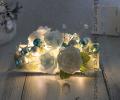 Originální květinové dekorace, které Vám přinesou okouzlující pocit pohody a moderního designu