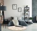 Designový kobereček nejen pod stromeček
